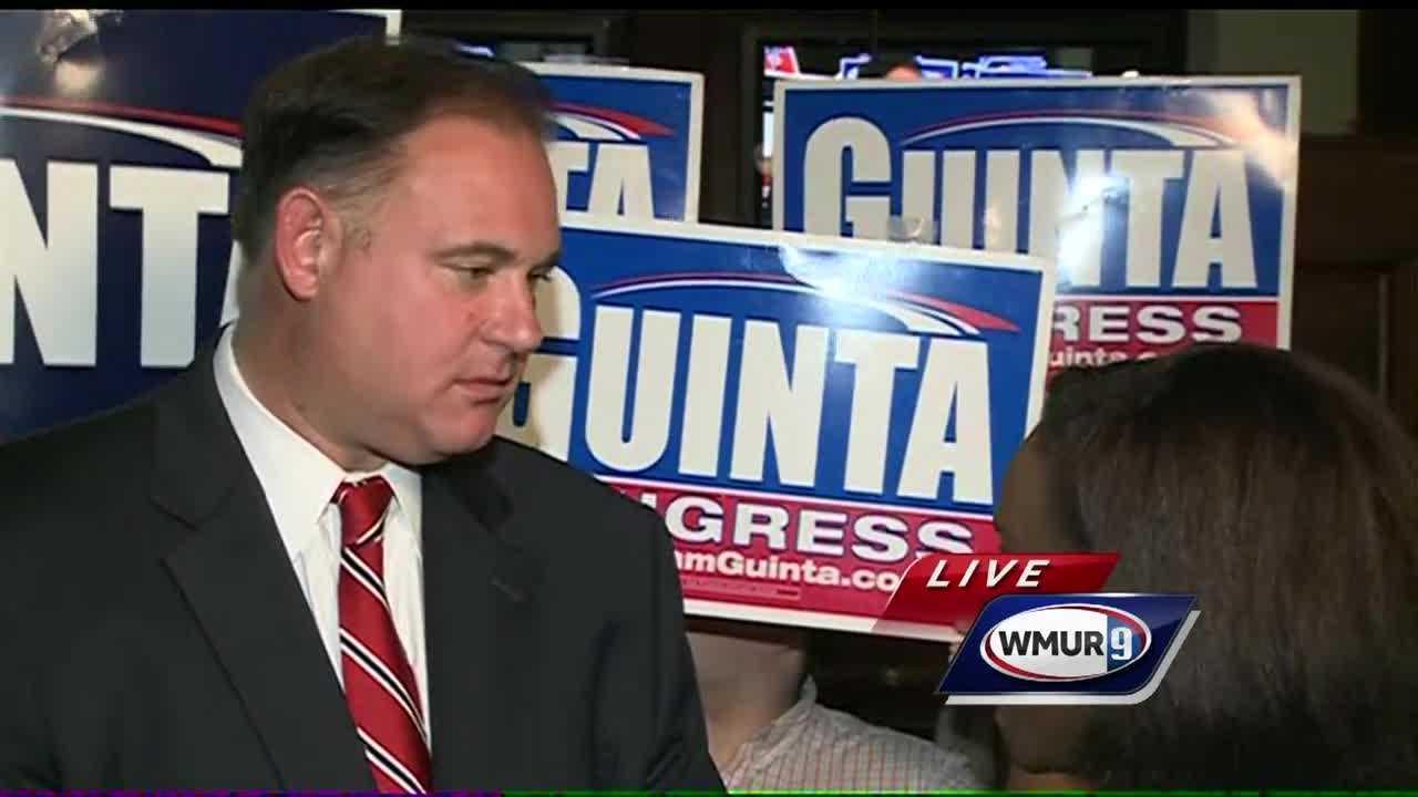 U.S. Rep. Frank Guinta