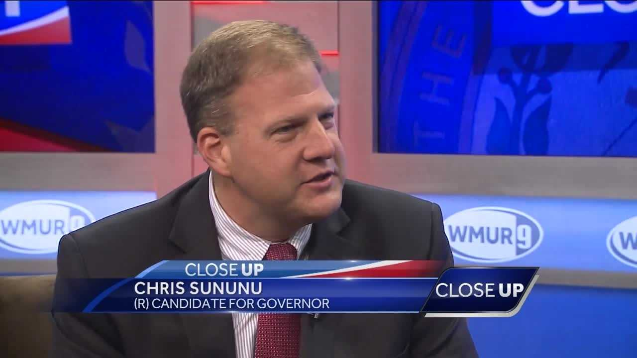 Republican gubernatorial candidate Chris Sununu says same-day voter registration spawns election fraud in New Hampshire.