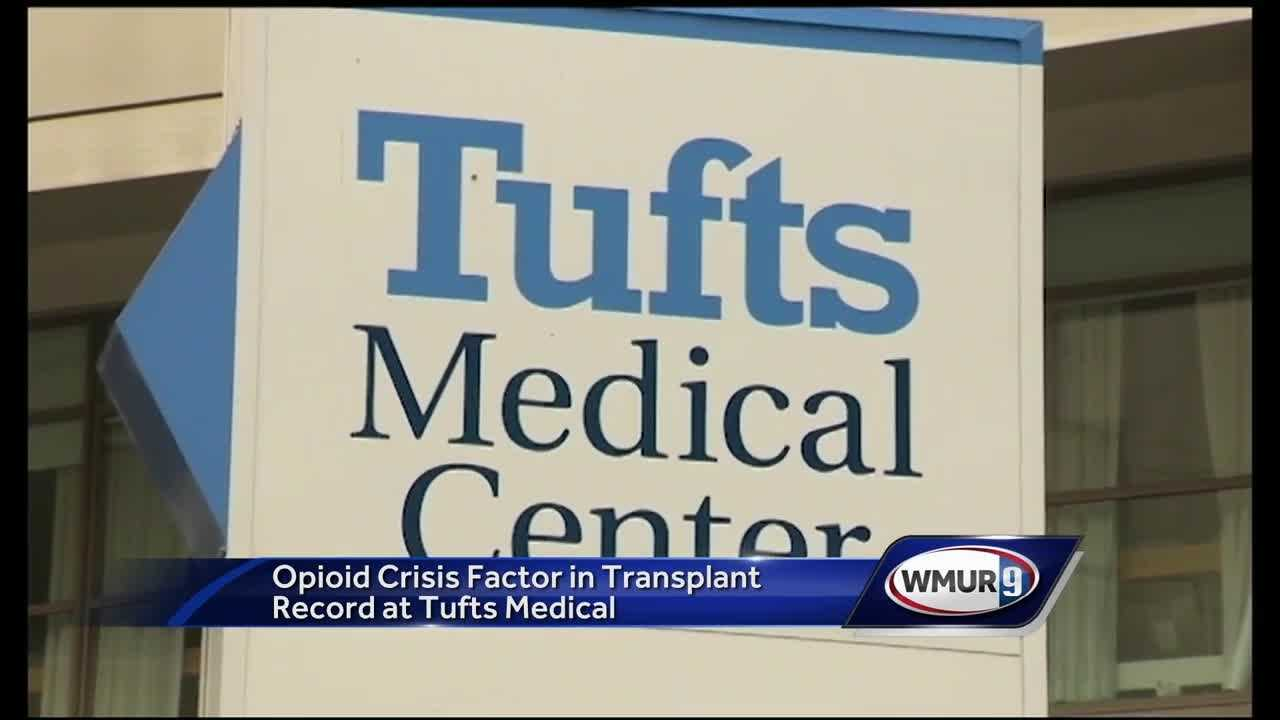 Tufts nurses locked out of facility after holding 1-day strike