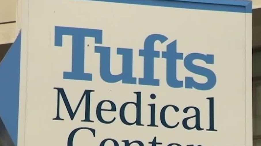 Tufts Medical Center is breaking and setting a new record for heart transplants in the New England area.