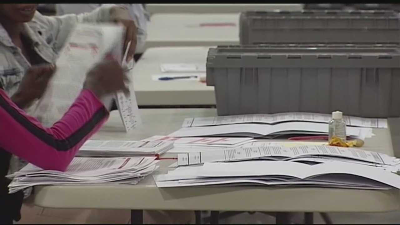Early and absentee voting at record high levels