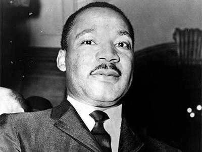 Remarks by Sen. Angus King, Bishop Deeley highlight MLK Day in Maine