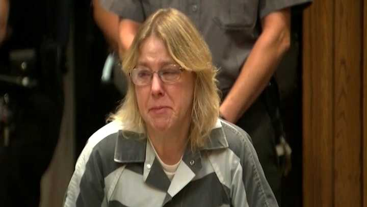 Joyce Mitchell sentenced in prison escape case