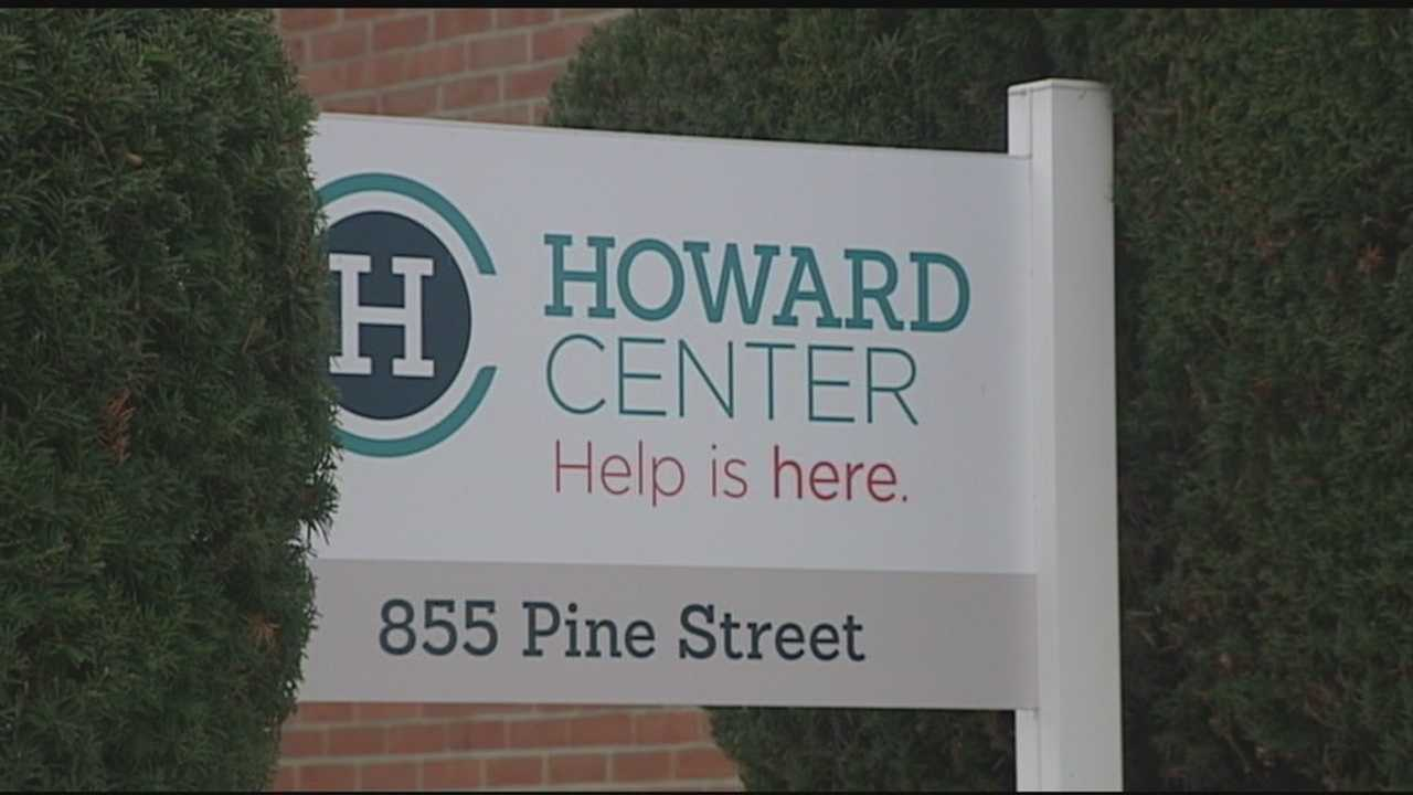 Howard Center sign