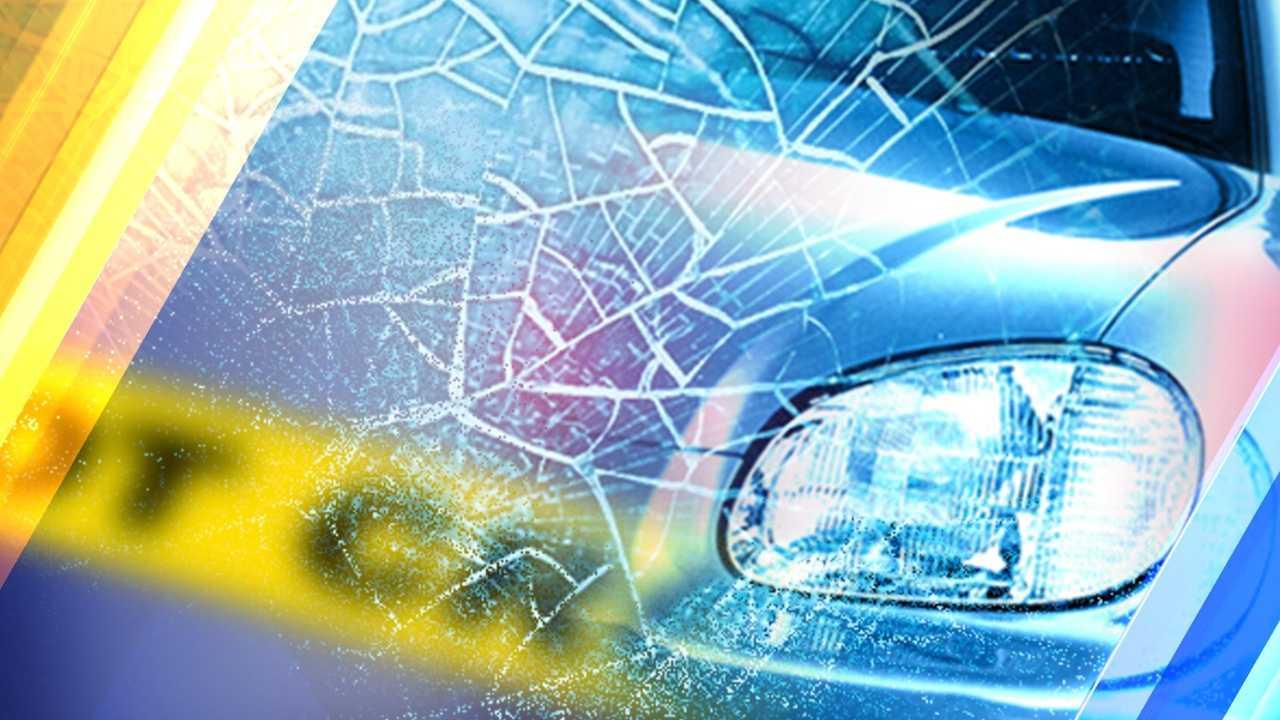 Car crash scene generic - img