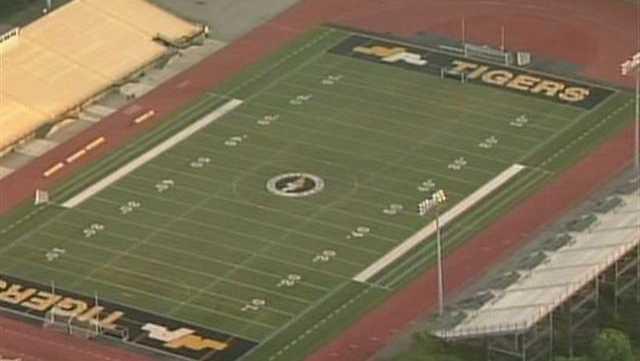 North Allegheny High School football field