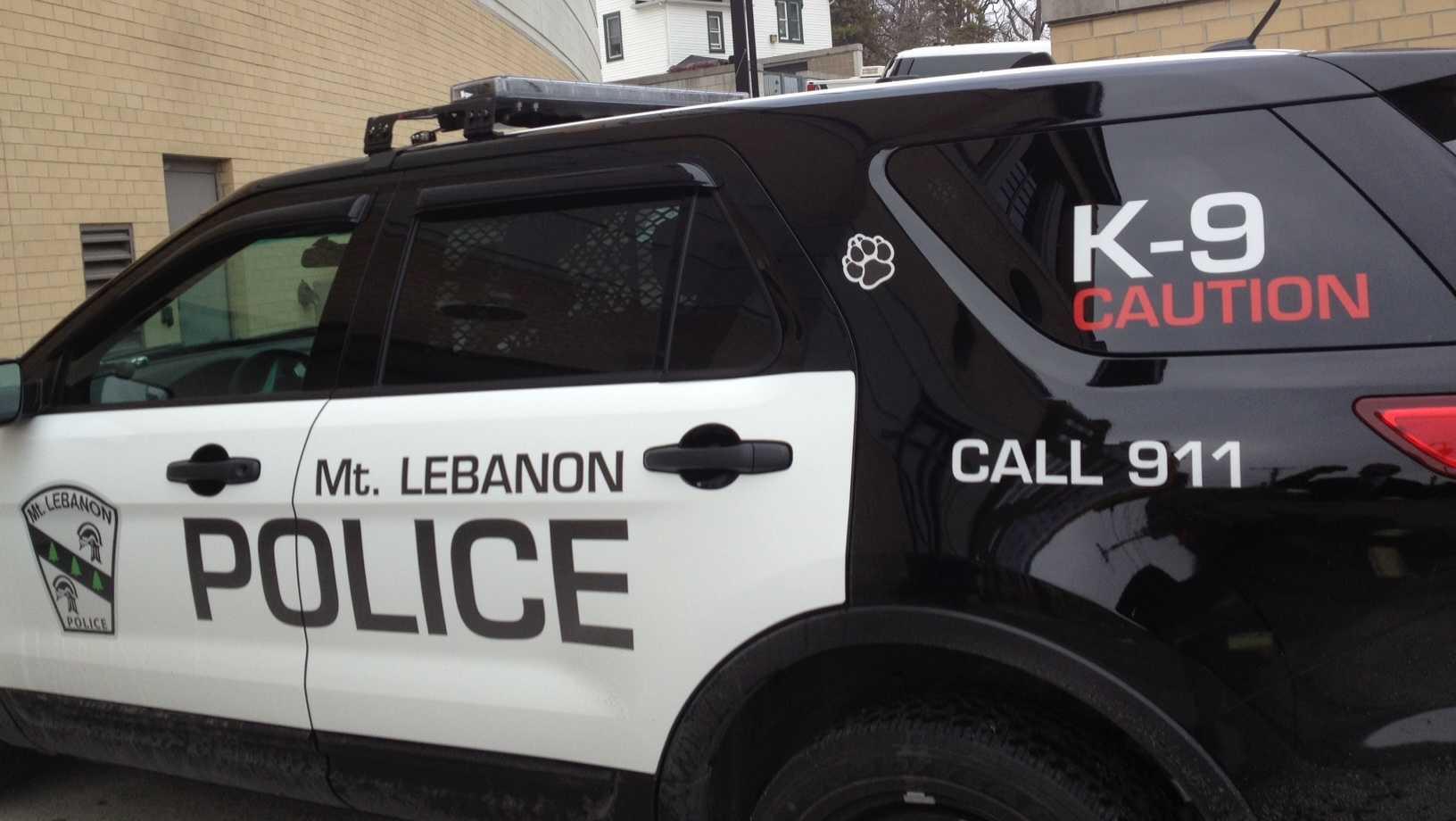 Mt. Lebanon police
