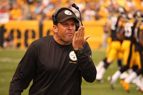 Steelers offensive coordinator Todd Haley injured on New Year's Eve outside bar