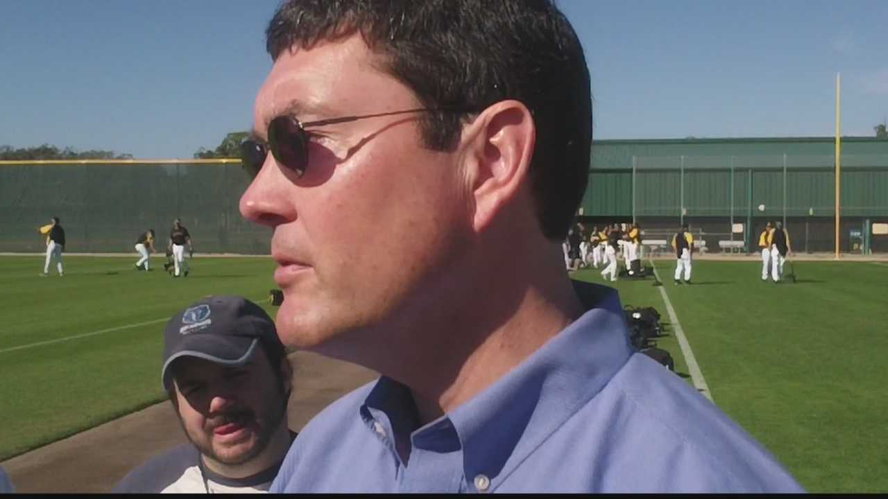 Pirates owner Bob Nutting