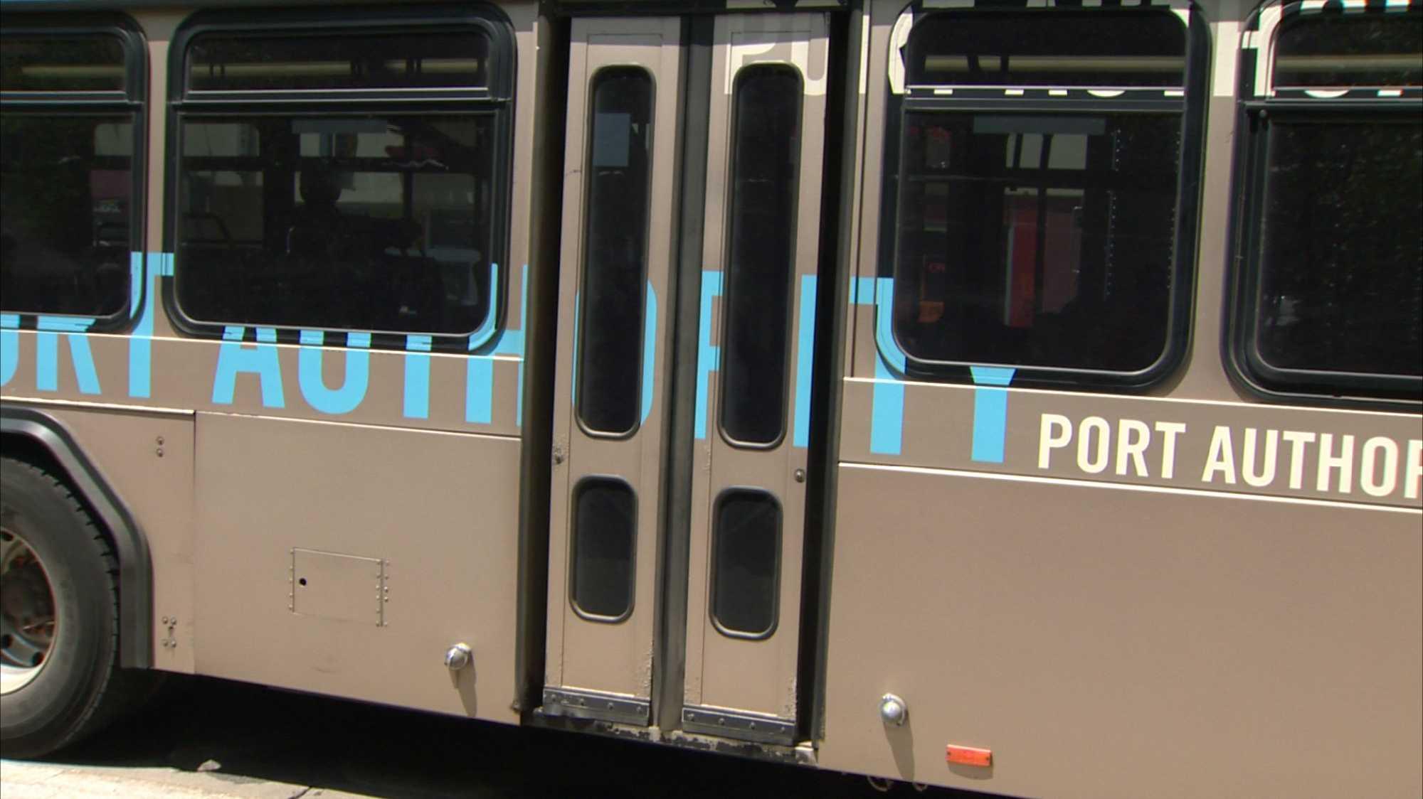 Port Authority bus