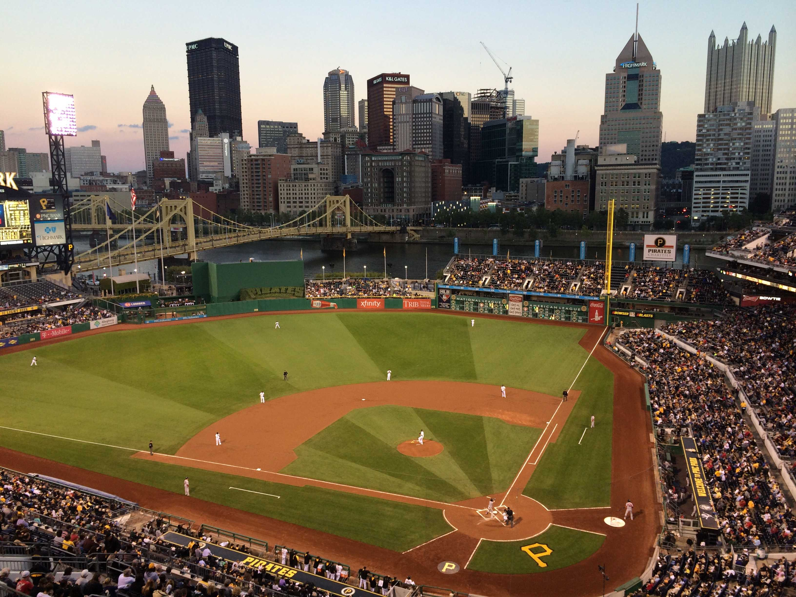 PNC Park Rated 2nd Best Overall MLB Ballpark In Washington Post Guide