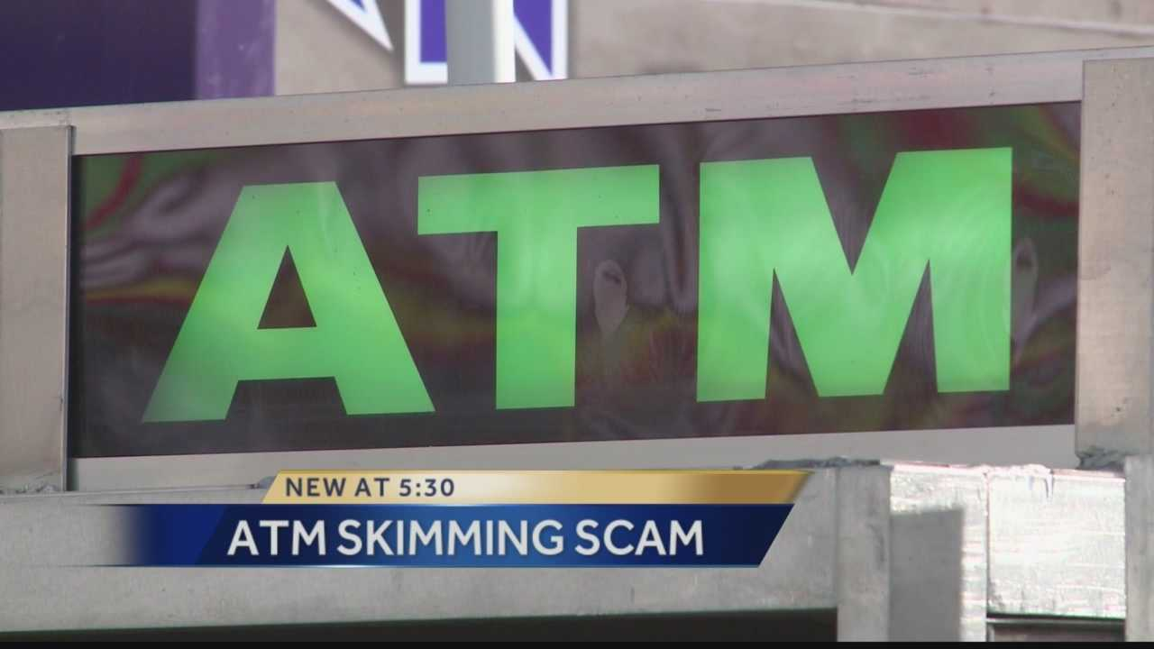 Pittsburgh's Action News 4's Ashlie Hardway has the latest on Federal agents who are investigating possible ATM skimmers being used at two downtown machines.