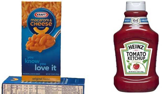 Kraft heinz in talks to buy europe 39 s unilever - Kraft foods chicago office ...
