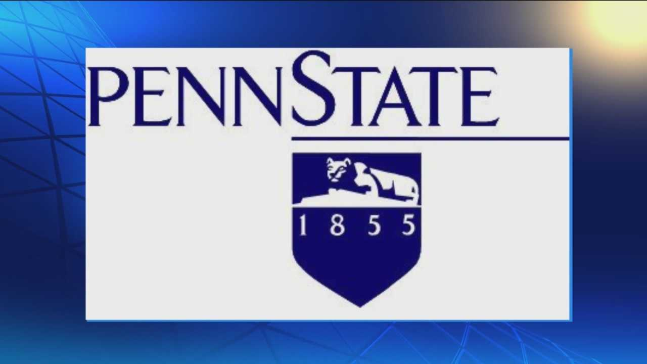 The former Penn State shield logo.