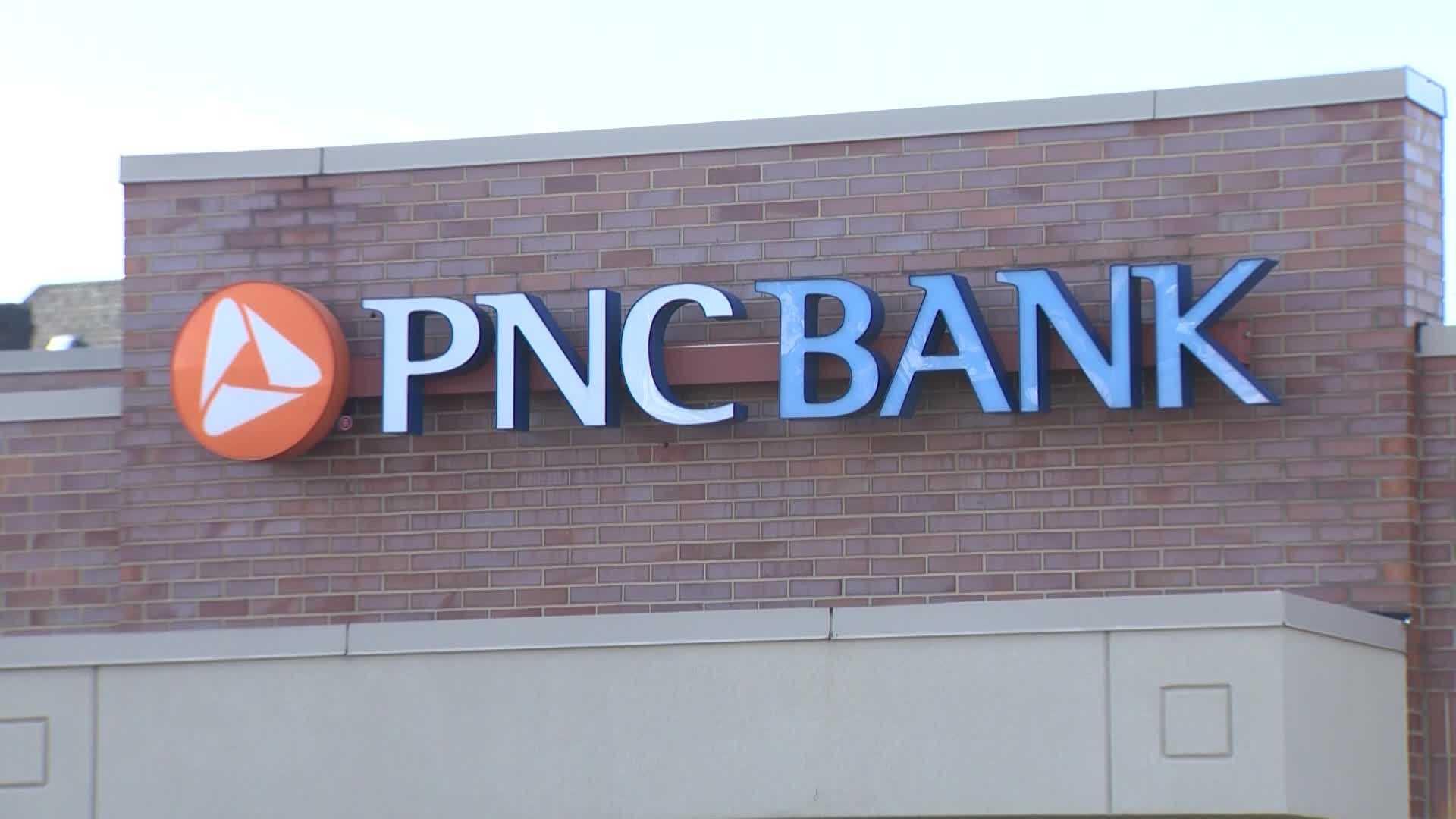 PNC Bank sign