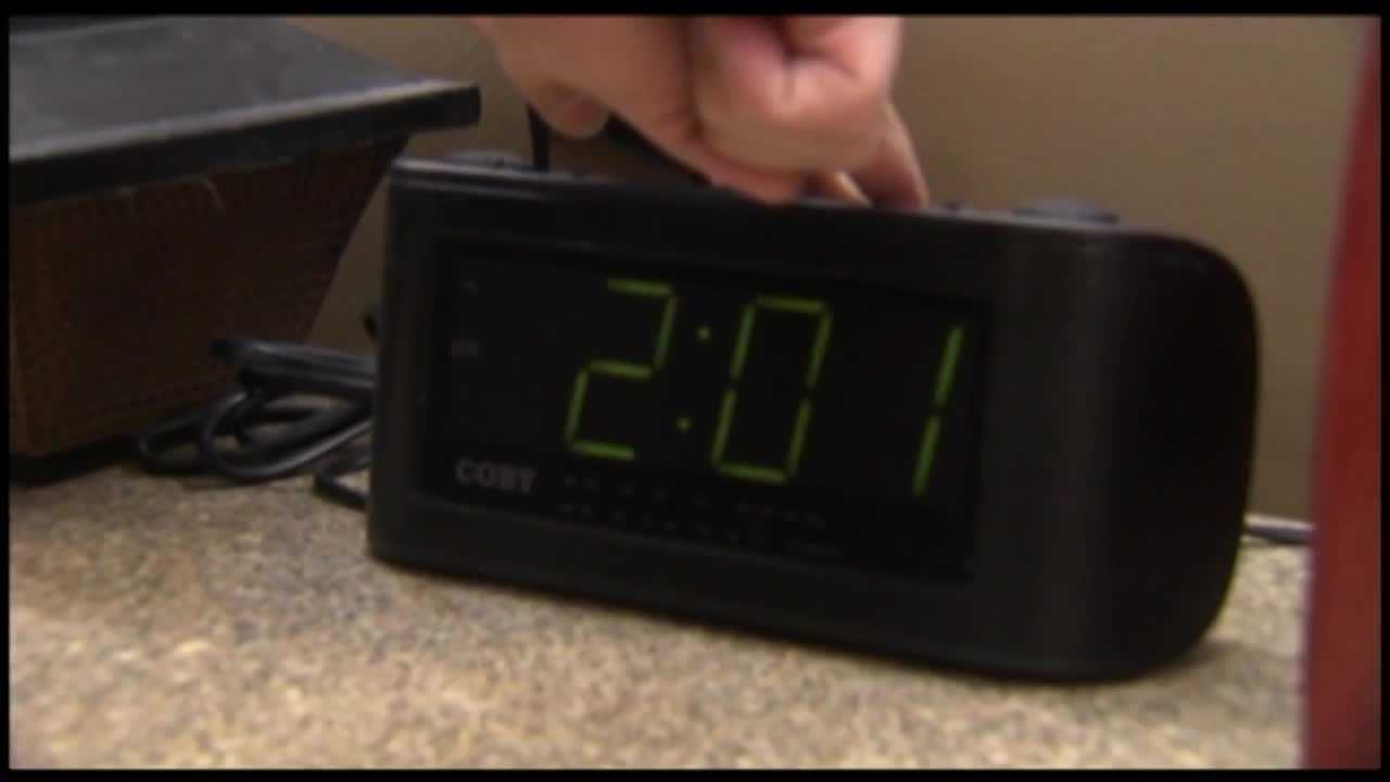 It's time to spring forward! Daylight saving time begins at 2 a.m. Sunday