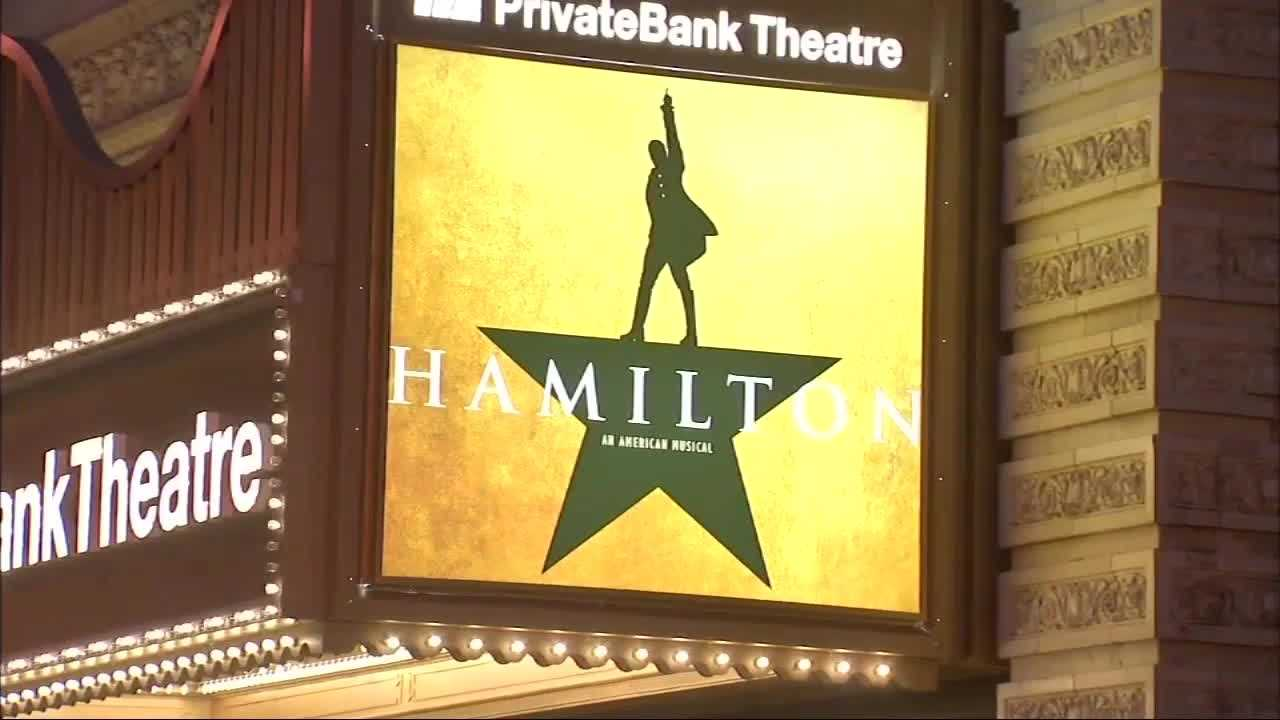 """Hamilton: An American Musical"" is coming to Chicago.  Tickets to see the Tony Award-winning Broadway smash in the Windy City went onsale Tuesday morning."