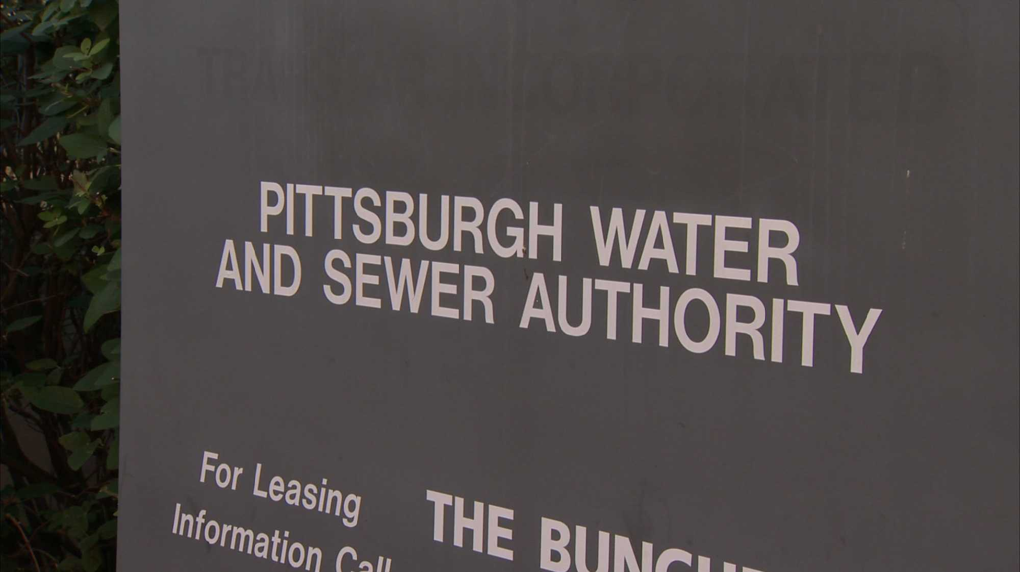 pwsa, Pittsburgh Water and Sewer Authority