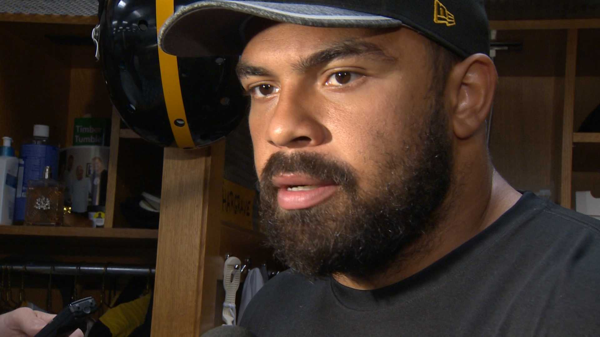 Steelers defensive end Cam Heyward out for rest of season