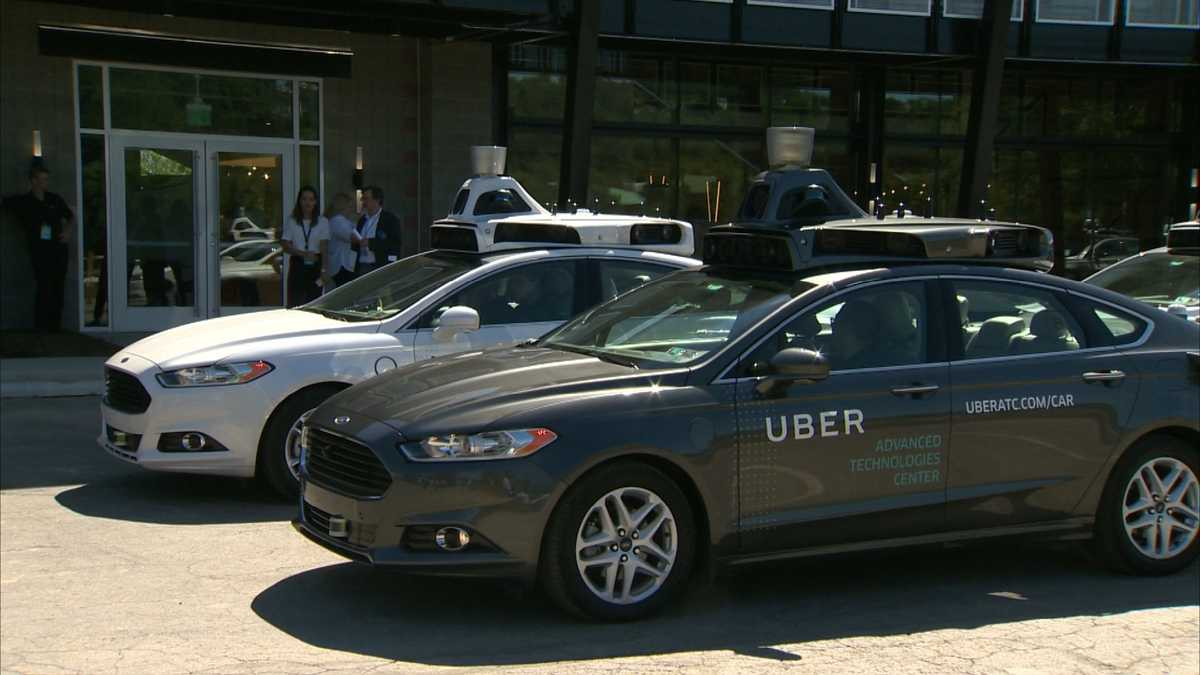 uber pulls self driving cars off roads in pittsburgh after accident in arizona. Black Bedroom Furniture Sets. Home Design Ideas