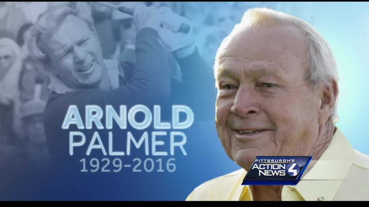 Sept. 30, 2016: WTAE President & General Manager Charles W. Wolfertz III speaks on behalf of the editorial board regarding the recent death of golf legend and Latrobe native, Arnold Palmer, and the impact he has left on the game, our community, and his charities.