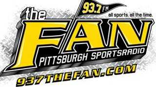 Pittsburgh sports radio 93.7 The Fan
