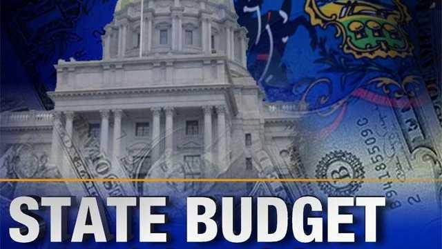 Pennsylvania State Budget (gfx) - 20101004