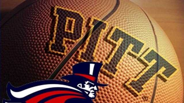 Pitt and Duquesne meet annually in a basketball rivalry game.