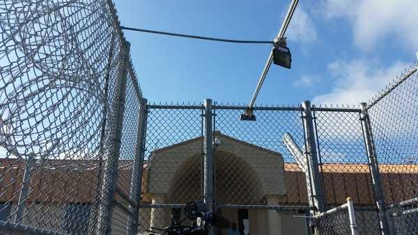 Holman Correctional Facility in Atmore, Ala.
