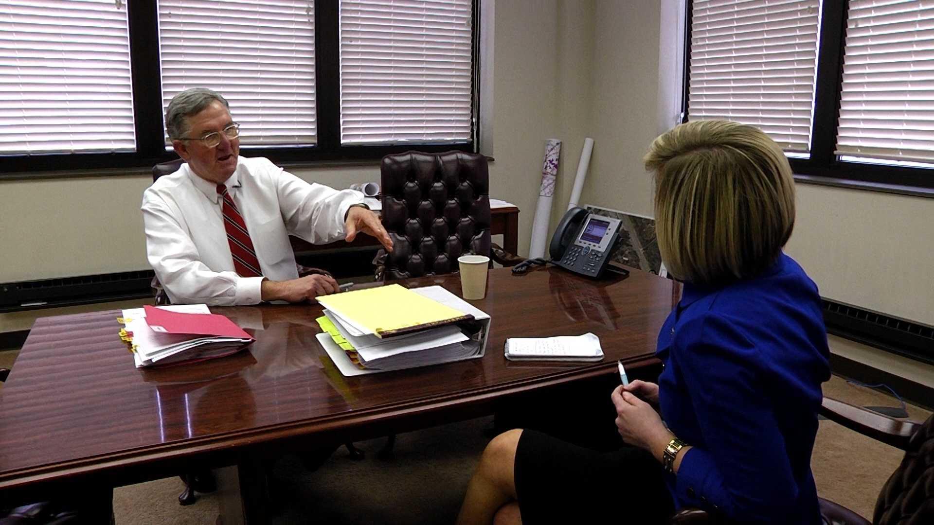 Jefferson County Schools Superintendent Craig Pouncey