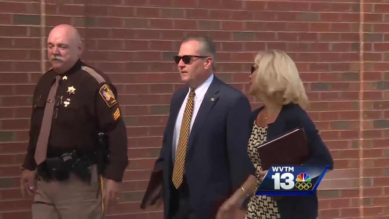 Mike Hubbard sentencing set for Friday