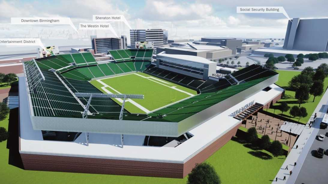 BJCC Stadium