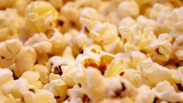 "10. ""My favorite snack is popcorn."""