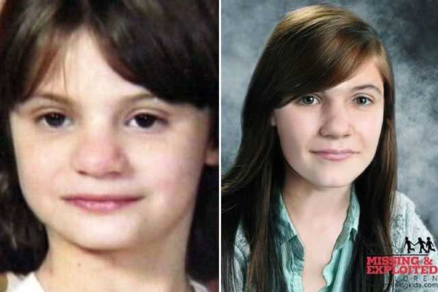 Remains of Erica Parsons found 5 years after disappearance