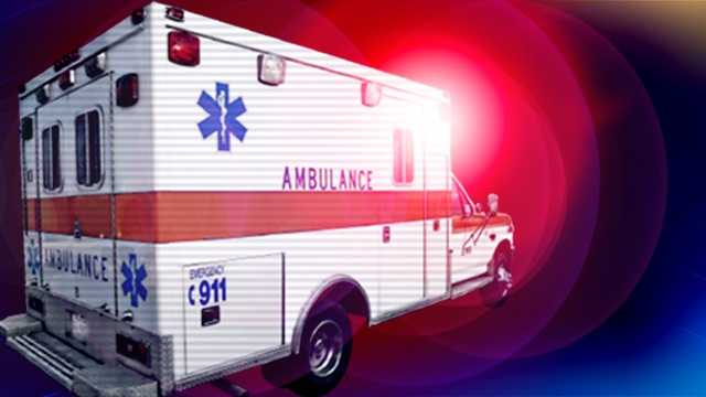 Suspected drunk driver crashes into ambulance, juvenile suffers life-threatening injuries
