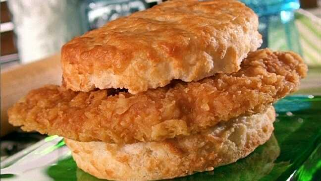 The famous biscuit eatery was started in Charlotte in 1977. Headquarters are still located there.