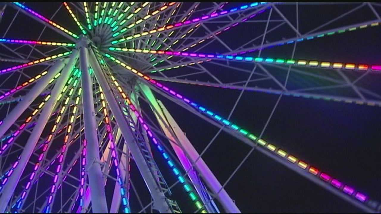 From rides to food and games there was no shortage of family entertainment at this years Dixie Classic Fair. We take a look back at all the fun that the WXII 12 family had this year as well as those of all ages that ventured to this years event.