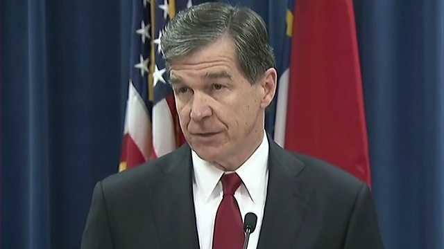 Gov. Cooper wants background checks, higher age on gun sales
