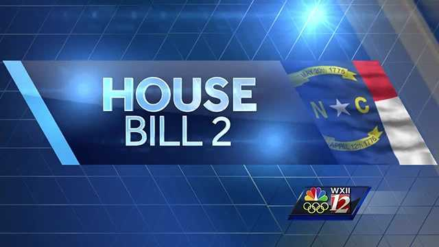 WXII coverage of House Bill 2