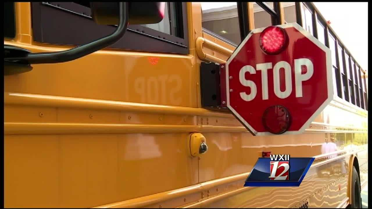 As the new school year starts as so does the danger of drivers not paying attention to stopped school buses.