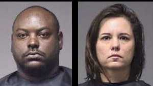 Marcus Johnson, Crystal Williams: Accused of killing her husband for insurance money