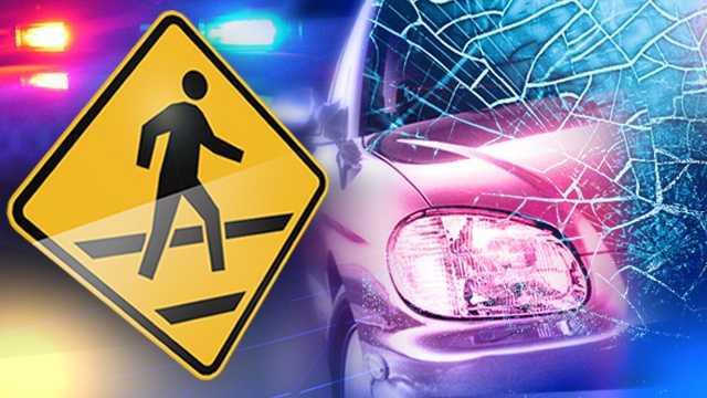 Pedestrian dies in Greenville County