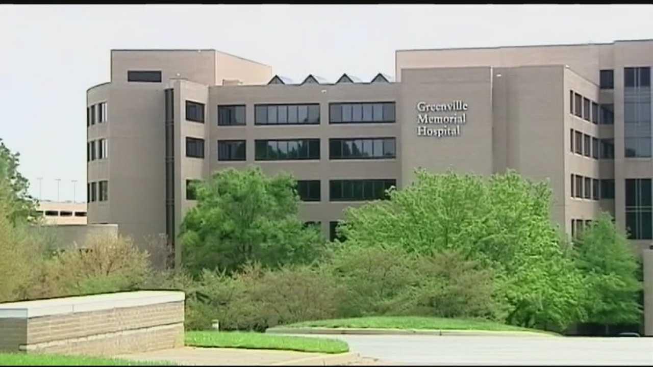 Greenville Memorial Hospital.
