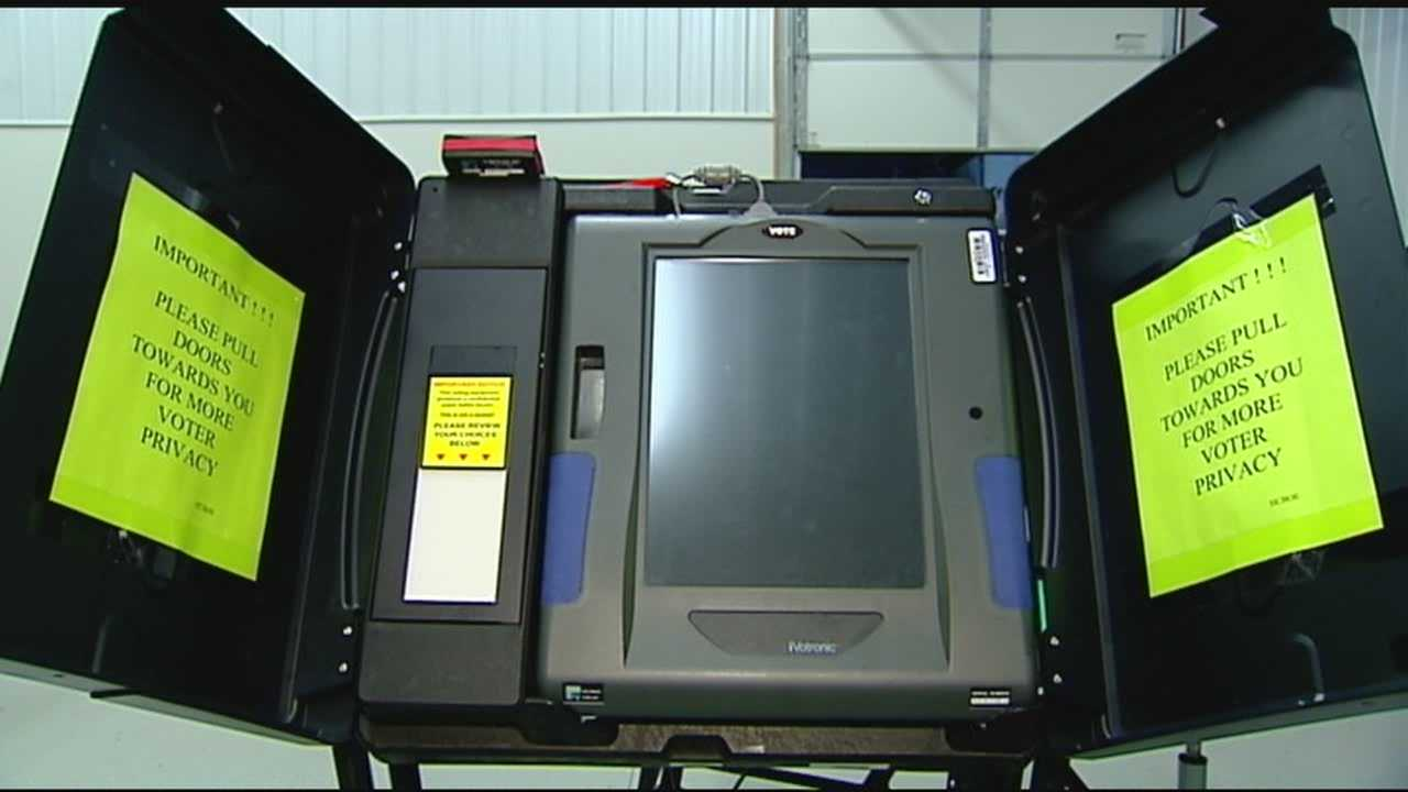 NC voters are subject to several changes to the law for the next few upcoming elections.