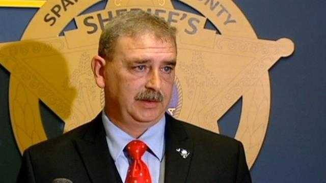 Spartanburg County Sheriff Chuck Wright talks about a fatal shooting on an Upstate campus, and how it has affected the officer who fired the shot.