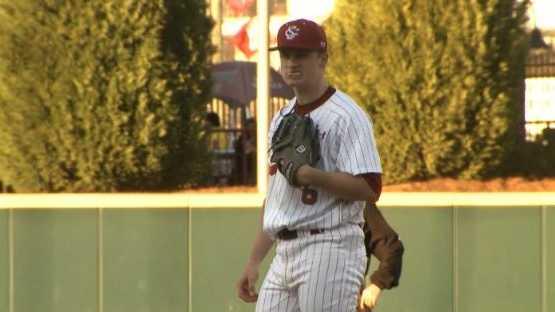 Clark Schmidt, USC Pitcher