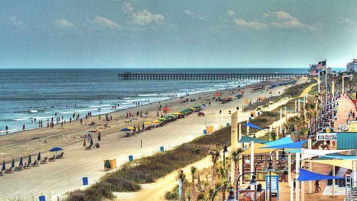 Myrtle Beach Officials Address Concerns After Womans Family Claims She Got Flesh Eating Bacteria At