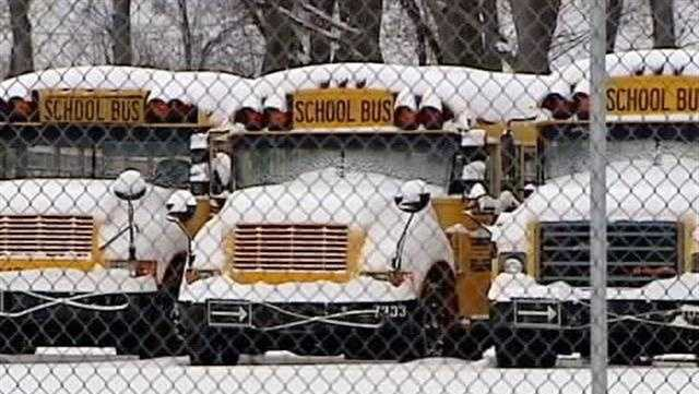 A look at how the decision is made to close schools.