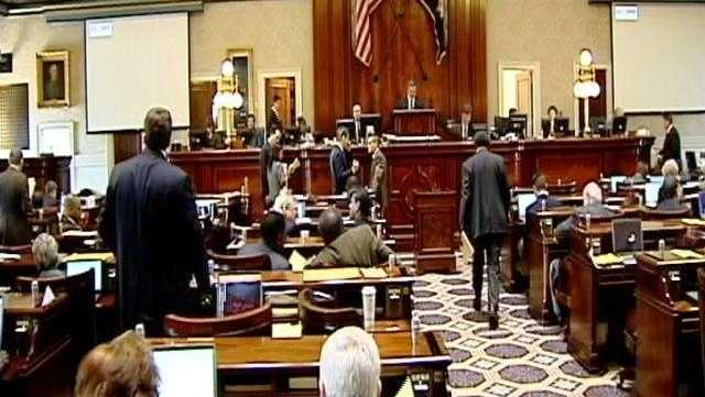 STATE HOUSE PASSES BUDGET