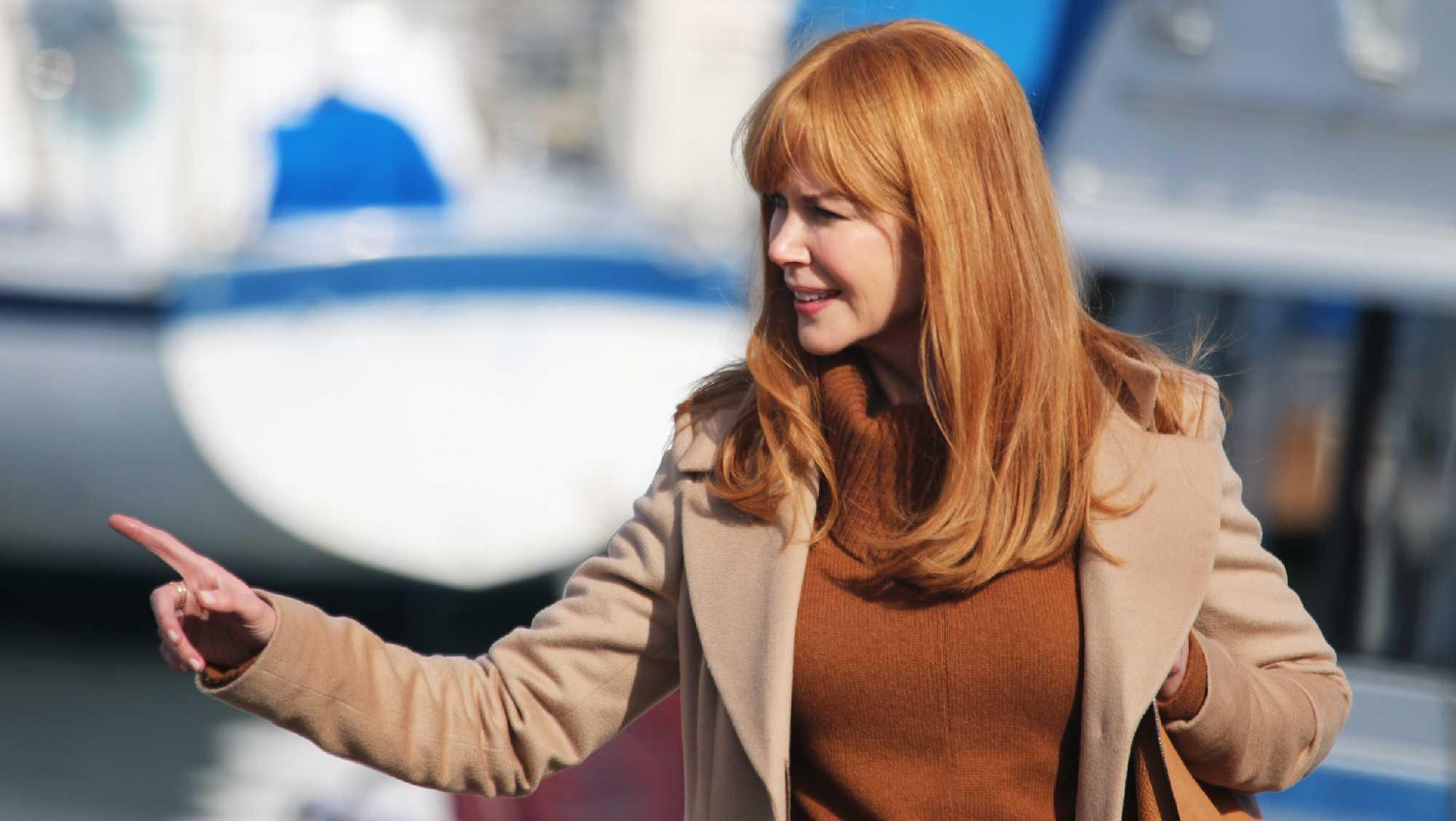 Nicole Kidman in Monterey